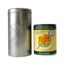 Tellofix - klare Delikatess Suppe - rein pflanzlich