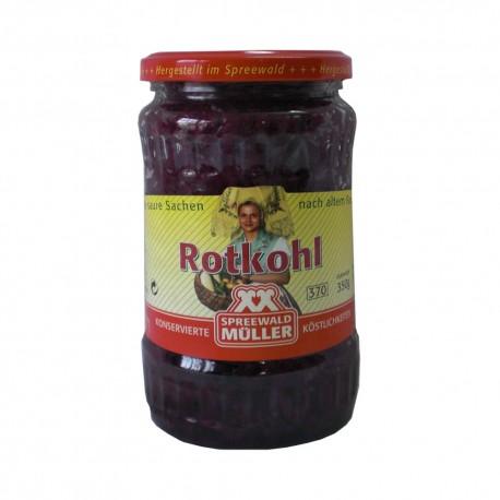 Spreewald Rotkohl