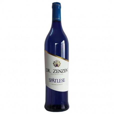 Weißwein Spätlese Dr. Zenzen 9,5 % vol