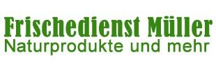 Frischedienst Müller | Naturprodukte und Biowaren Versand